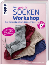 Der geniale Sockenworkshop Cover