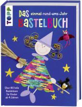 Das einmal-rund-ums-Jahr Bastelbuch Cover
