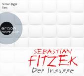 Der Insasse, 6 Audio-CDs Cover
