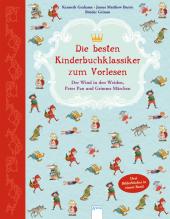 Die besten Kinderbuchklassiker zum Vorlesen