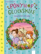 Ponyhof Glücksklee - Ponyferien mit Jolly