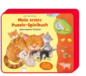 Mein erstes Puzzle-Spielbuch