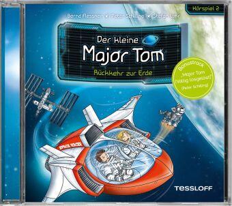 Der kleine Major Tom - Rückkehr zur Erde, 1 Audio-CD