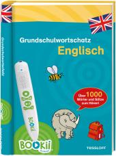 BOOKii® Grundschulwortschatz Englisch