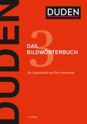 Der Duden Band 3: Das Bildwörterbuch