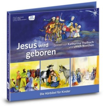 Jesus wird geboren, 1 Audio-CD