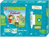 BOOKii® Starterset WAS IST WAS Junior Auf geht's zum Fußball!