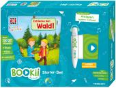 BOOKii® Starterset WAS IST WAS Kindergarten Entdecke den Wald!