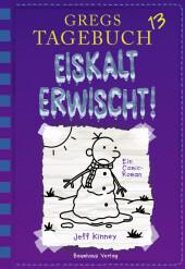 Gregs Tagebuch - Eiskalt erwischt! Cover