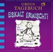 Gregs Tagebuch - Eiskalt erwischt!, 1 Audio-CD Cover