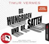 Die Hungrigen und die Satten, 8 Audio-CDs Cover