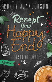 Taste of Love - Rezept fürs Happy End Cover