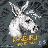 Die Känguru-Apokryphen, 4 Audio-CDs Cover