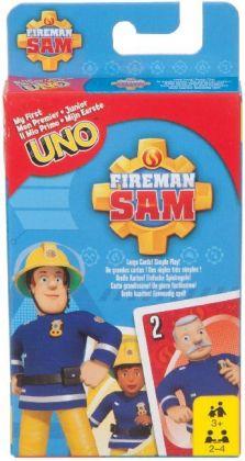 UNO Junior Feuerwehrmann Sam (Kartenspiel)