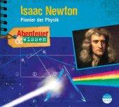 Abenteuer & Wissen: Isaac Newton, 1 Audio-CD Cover