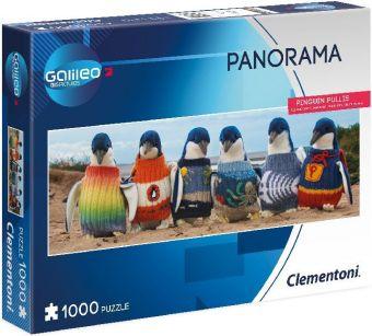 Galileo Pinguin Pullis (Puzzle)