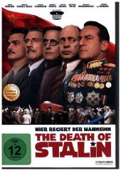 The Death of Stalin, 1 DVD Cover