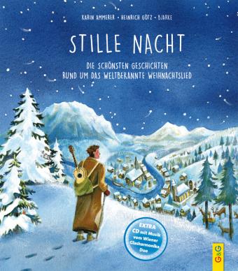 Stille Nacht, m. Audio-CD
