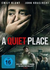 A Quiet Place, 1 DVD Cover