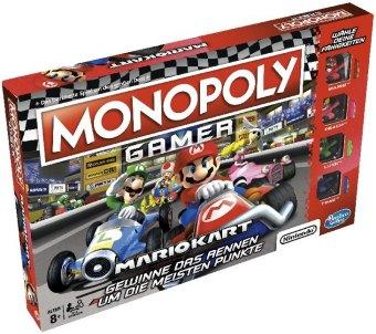 Monopoly Gamer Mario Kart (Spiel)