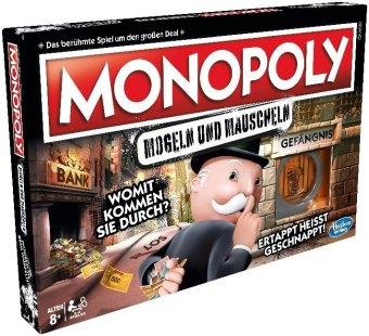 Monopoly Mogeln und Mauscheln (Spiel)