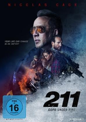 211 - Cops Under Fire, 1 DVD