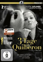 3 Tage in Quiberon, 2 DVDs Cover