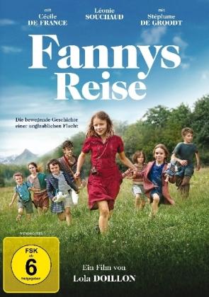 Fannys Reise, 1 DVD
