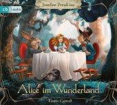 Alice im Wunderland, 3 Audio-CDs Cover