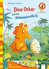Dino Oskar und das geheimnisvolle Ei Cover