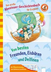 Das große Abenteuer-Geschichtenbuch für Erstleser Cover