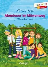 Abenteuer im Möwenweg - Wir reißen aus Cover