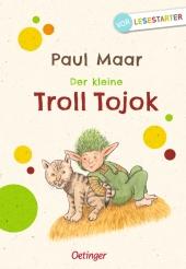 Der kleine Troll Tojok Cover