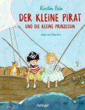 Der kleine Pirat und die kleine Prinzessin Cover