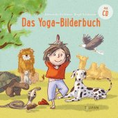 Das Yoga-Bilderbuch, m. Audio-CD Cover