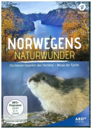 Norwegens Naturwunder: Die kleinen Giganten des Nordens / Magie der Fjorde, 1 DVD