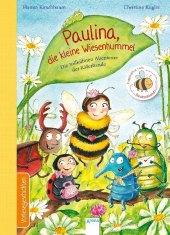 Paulina, die kleine Wiesenhummel Cover