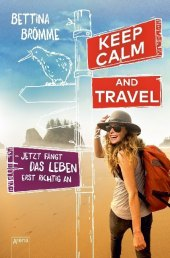 Keep calm and travel Cover