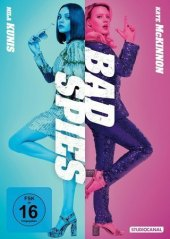 Bad Spies, 1 DVD Cover