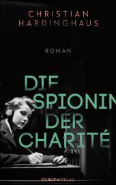 Die Spionin der Charité Cover