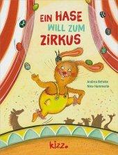 Ein Hase will zum Zirkus Cover