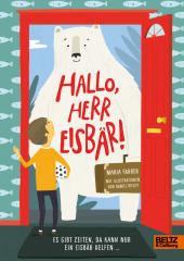 Hallo, Herr Eisbär!