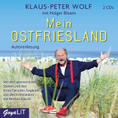 Mein Ostfriesland, 2 Audio-CDs