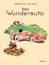 Das Wunderauto Cover