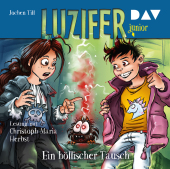 Luzifer junior - Ein höllischer Tausch, 2 Audio-CDs