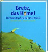 Grete, das Kamel Cover