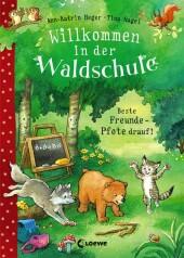Willkommen in der Waldschule - Beste Freunde - Pfote drauf! Cover