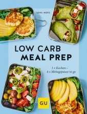 Low Carb Meal Prep Cover