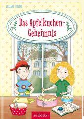 Das Apfelkuchen-Geheimnis Cover