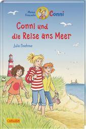 Meine Freundin Conni - Conni und die Reise ans Meer Cover